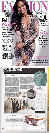 Fashion Magazine August 2014