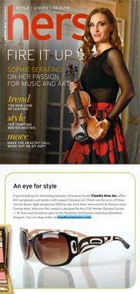 Her Magazine Winter 2012