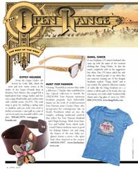 Open Range Magazine April 2013