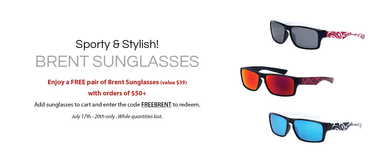 Free Brent Sunglasses