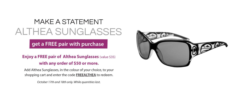 Free Althea Sunglasses