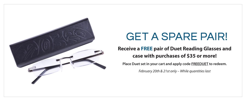 Free Duet Readers