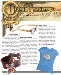 Open Range Magazine April 2013